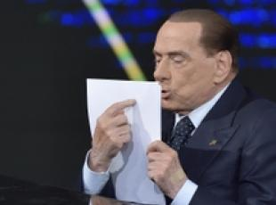 'Excluded' M5S in if sign programme says Berlusconi