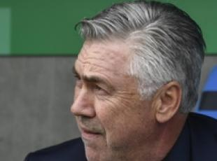 Match solidarietà, Ancelotti in panchina