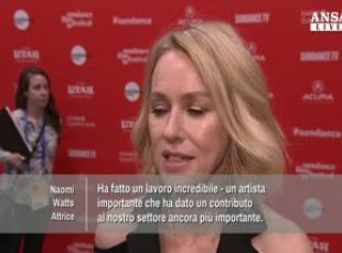 Naomi Watts ricorda Heat Ledger