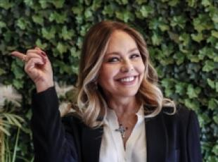 "Cinema: Ornella Muti nel Vulture per girare ""Wine to Love"""