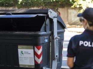 Woman found cut to pieces in Rome rubbish bins (2)