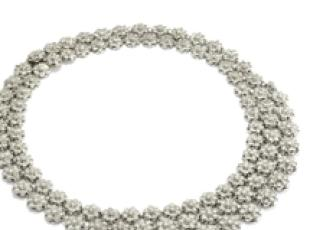 Precious diamonds, designer jewels on auction in Milan Oct 3