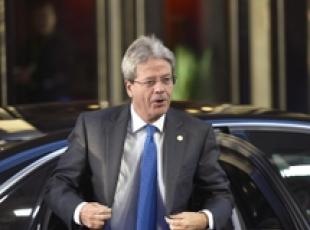 Gentiloni expects EU to acknowledge public-finance effort
