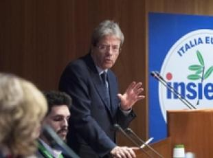 Gentiloni, serve ecologismo in campo