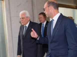 Mattarella calls firmness, seriousness on migrant crisis