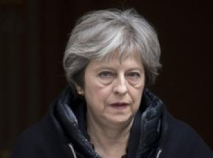 Campagna Putin, 'Grazie, Theresa May'