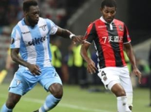 Europa League: Nizza-Lazio 1-3