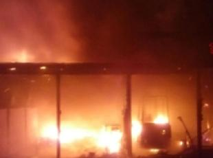 One dead in firework factory blast (3)
