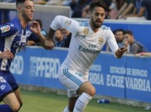Liga: Alaves-Real Madrid 1-2