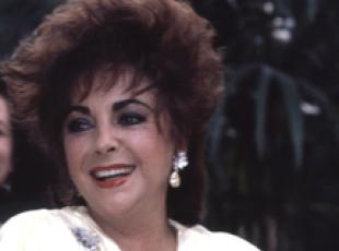 Capri, Hollywood dedicata a Liz Taylor