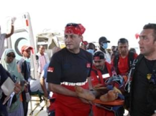 Italy donates 300,000 euros to Somali Red Crescent