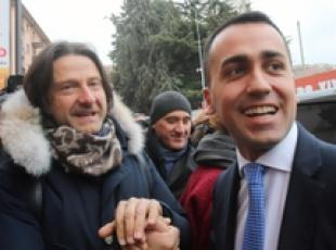 Di Maio says will tell Mattarella govt team (3)