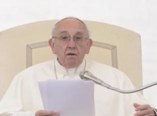 Jesus came to save us from death,pope tells general audience