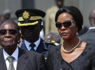 Grace Mugabe espulsa da Women's League