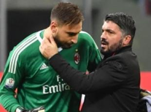 Soccer: Milan in indefinite training camp after Verona loss (3)