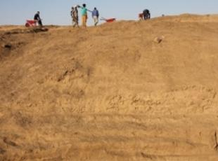 Italians uncover fortress at Pharaohs' Canal
