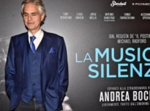 Film Bocelli punta a nomination Golden