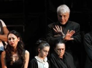 'Sei personaggi' di Placido, è sold out
