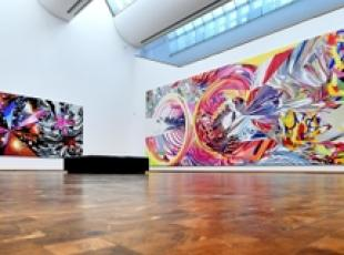 Opere James Rosenquist in mostra a Colonia