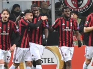 Europa League: Milan-Ludogorets 1-0
