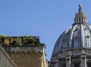 Vatican gendarme accused of wife beating