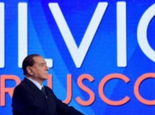 My profile is premier identikit - Berlusconi (2)