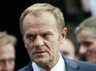 Tusk says EU to give Italy more help on migrants