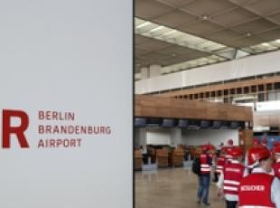 Germania: aeroporto 'Ber' apre in 2020