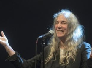 Patti Smith in concerto all'Opera Roma