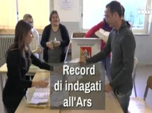 Record di indagati all'Ars