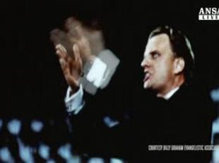 Addio a Billy Graham, confessore presidenti Usa