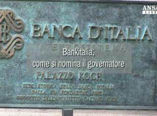 Procedura di nomina del governatore di Bankitalia