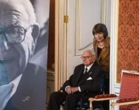 jewish singles in winton A tuesday, oct 28, 2014, photo from files of the then 105 year-old sir nicholas winton waiting to be decorated with the highest czech republic's decoration, the order of the white lion at.