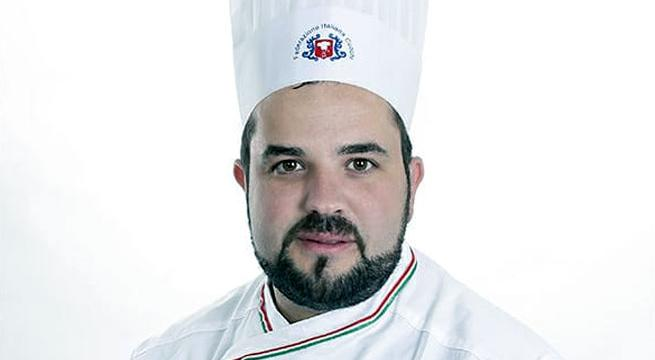 Chef Leonardo Del Viscio