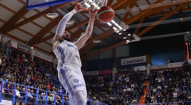 Basket, secondo ko per il Brindisi: a Sassari finisce 106-97